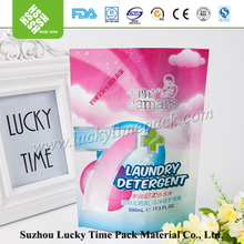 Disposable Nylon Laundry Detergent Plastic Bag