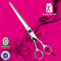 Razorline NPK08 Pet grooming scissor with WCA and BSCI certificate