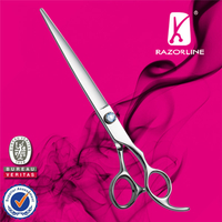 Razorline NPK15 Dog grooming scissor with WCA and BSCI certificate