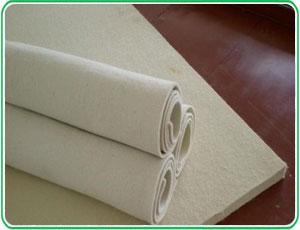 Steel plate special-purpose polishing felt product