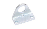 ISO 6432 Stainless Steel Mini Cylinders MI Foot Mount