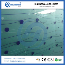 Silk screen printing tempered glass cost per square foot, tempered glass fast supplier