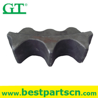 sprocket segment for bulldozer parts d7 d7g d8k d8