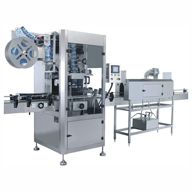 Automatic Single Head Sleeve Shrinking Labeling Machine