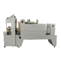 Semi Automatic PE Film Shrink Packing Machine