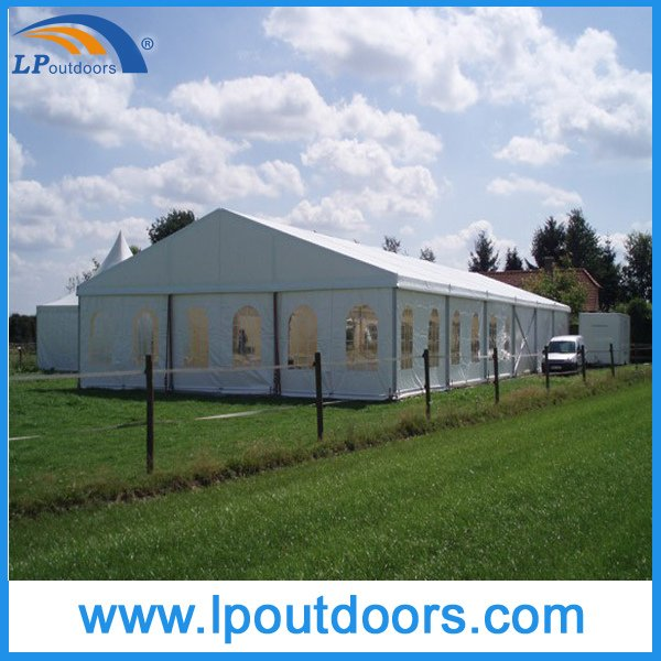 Durable Waterproof Aluminum Frame Outdoor Storage Warehouse Tent