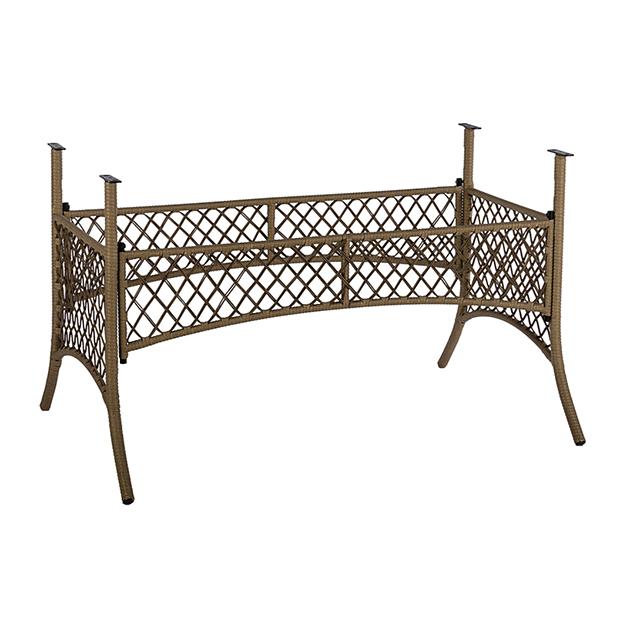 Outdoor Rattan Table Base YBR681408