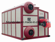 Horizontal Watertube Steam Boiler