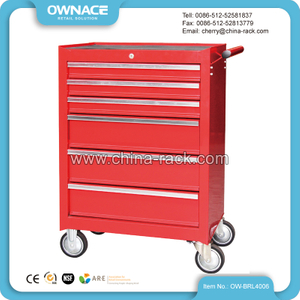 OW-BRL4007 Heavy Duty Storage Tool Chest Roller Cabinet