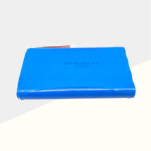 14.8V 5200mAh 4S2P Rechargeable Li-ion Battery Pack NO.1011