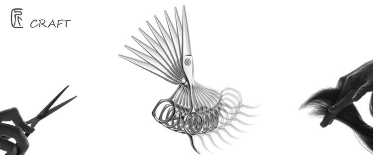 CK36 hair scissor BANNER