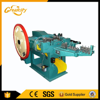 High Quality Automatic Nail Making Machine