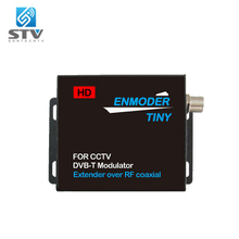V201 Tiny Encoder / HDMI to DVB-T Extender over RF Coaxial / For CCTV DVB-T