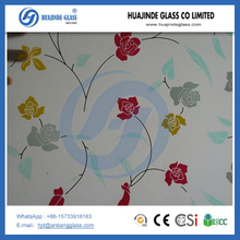 Factory Price Customized/OEM Silk Screen Printing Glass