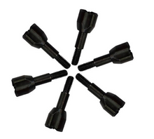 Black Color Arrow Field Points for Ourdoor Hunting Arrow Sound Archery Points