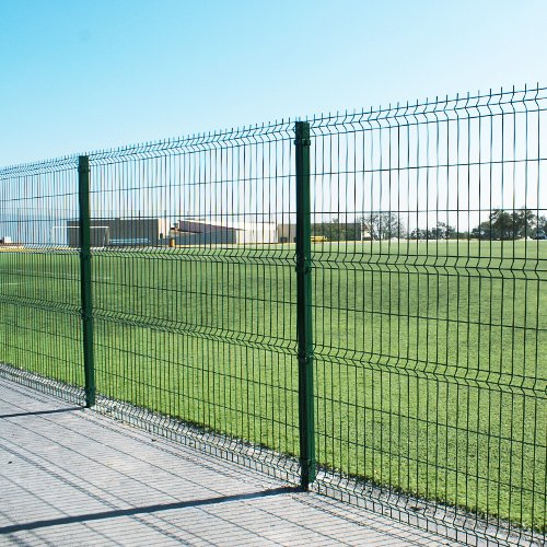Giant fence,3D Curved Wire Mesh Fence supplier, can offer 3D curved ...
