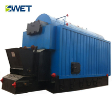 Industrial 6t/h Biomass / Coal DZL Steam boiler