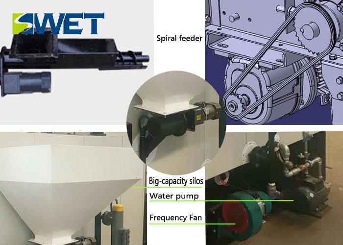 biomass steam generator