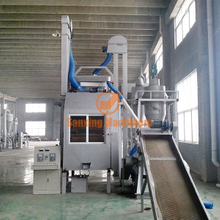 SX500B PCB recycling machine