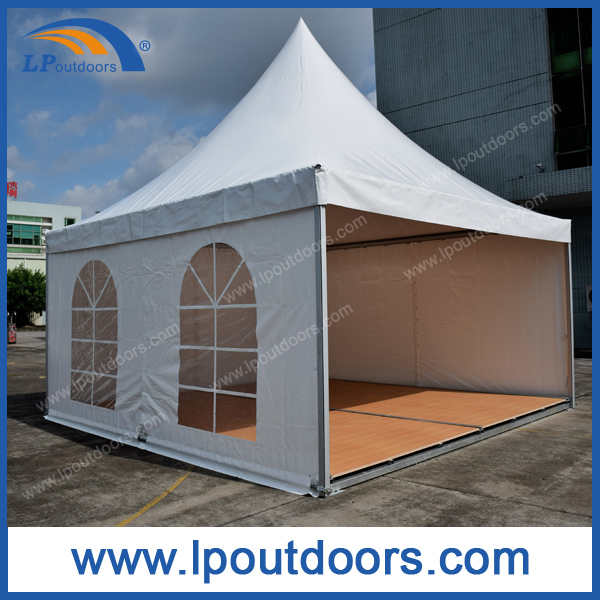 5x5m pagoda tent with flooring (5)