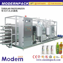 Full automatic tubular high temperature sterilizer