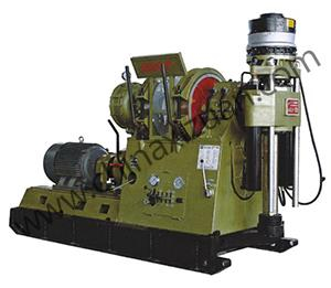 Spindle Core Drilling Rig,geology Equipment With 2400m Drilling Capacity