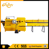 Full Equipped Automatic Rebar Bendig Machine