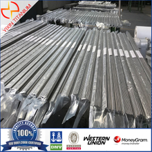 Baoji Yixin-Gr1 pure Titanium Bar Dia6.35*1000mm ASTM F67 UT Class A -for body implant application