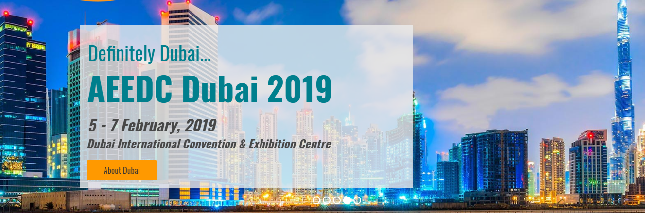 AEEDC Dubai 2019 Dental Expo