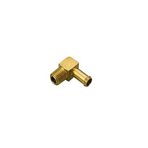 Brass Elbow with Nozzle /Hose Barb Hose fitting 90 Deg Elbow