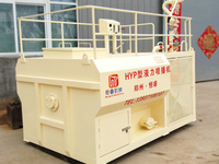 hydroseeding machine 3cube