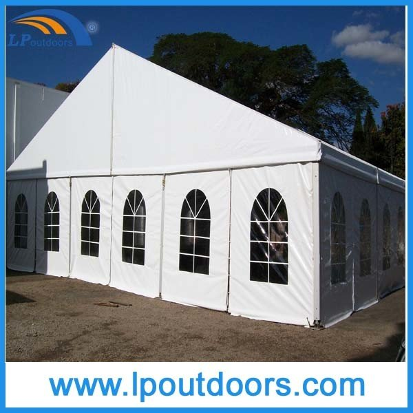 500 People Outdoor Luxury Wedding Marquee Event Tent