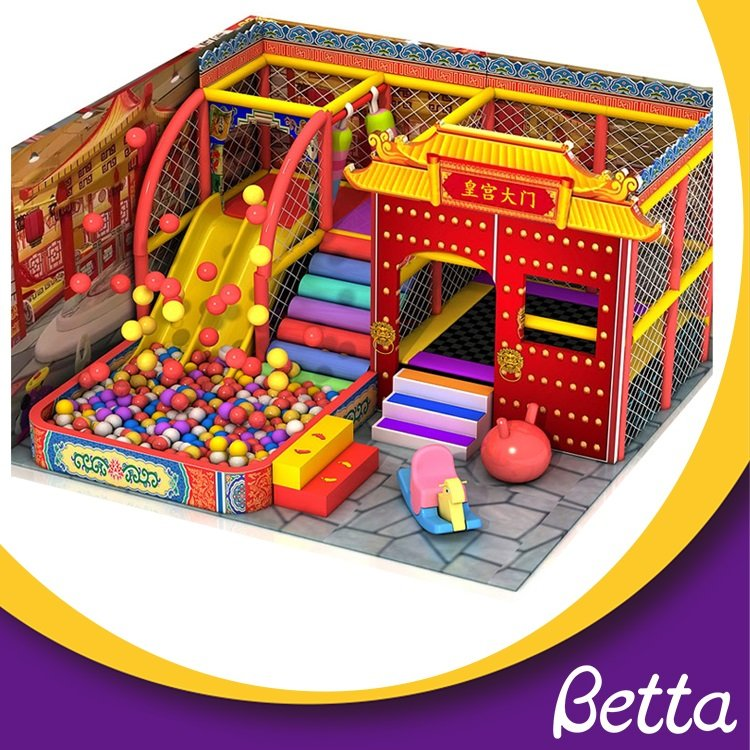 Fast Food Indoor Playgrounds