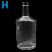 Vodka Whiskey 750ml Glass Bottle