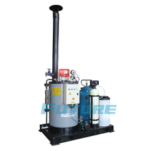 LSS Vertical Water-tube Steam Boiler
