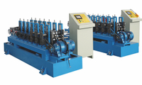 SHUTTER BOX ROLL FORMING MACHINE