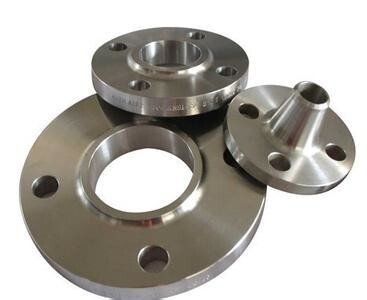 Welding Neck Collar Titanium Flange Groove Face Flanges