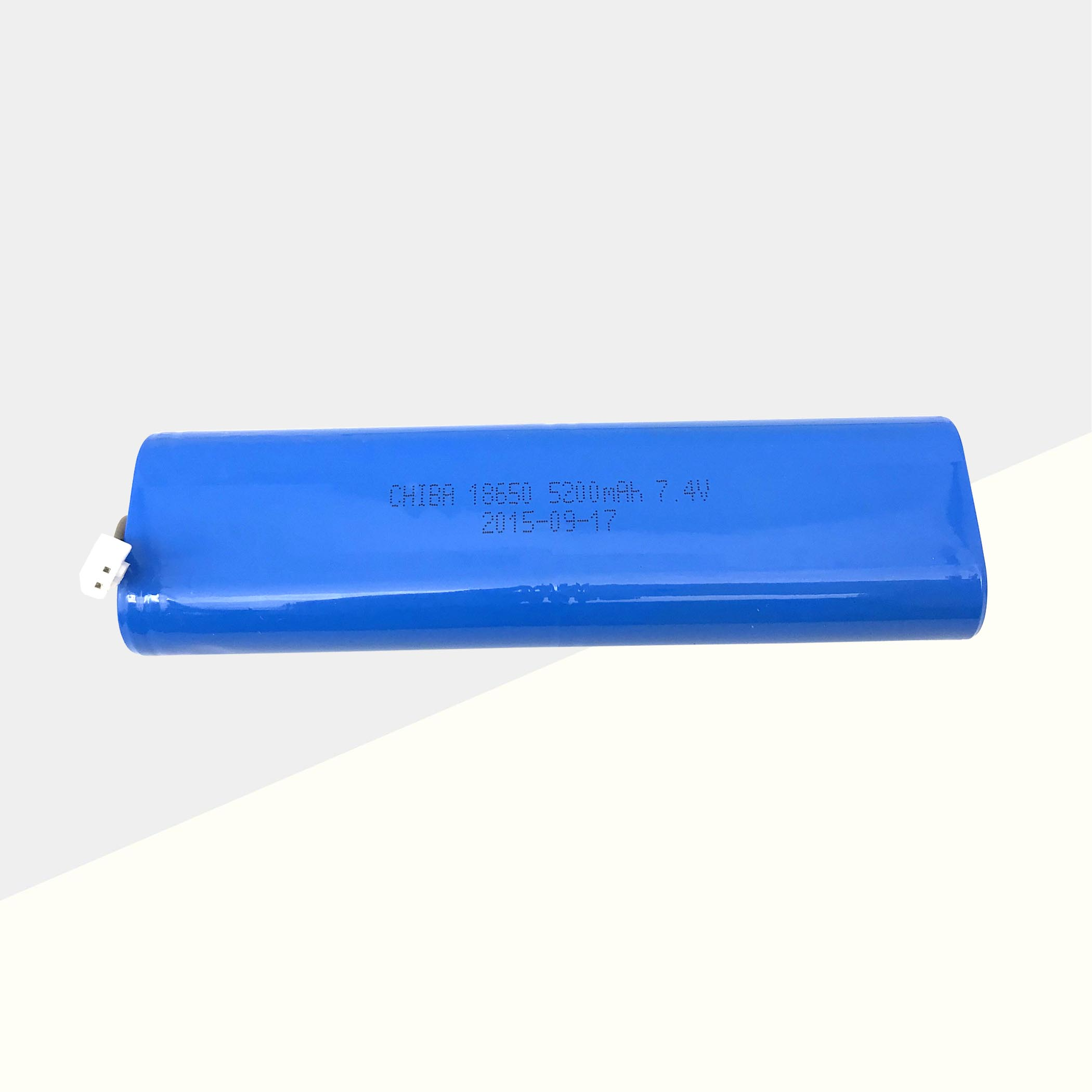 7.4V 5200mAh 2S2P Rechargeable Li-ion Battery Pack NO.1017