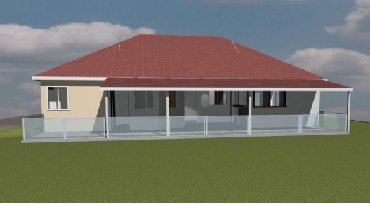 Villa Project in Guadeloupe (1)
