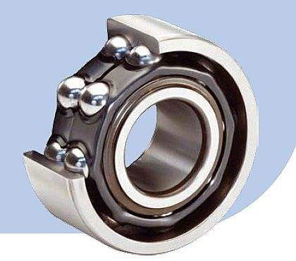 Double Row Angular contact ball bearing - open type
