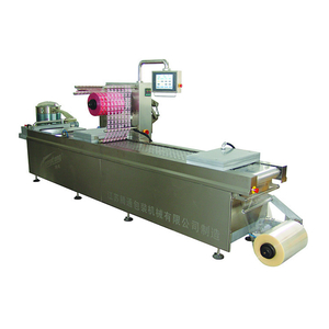 DZR-520 Thermoforming Vacuum Packaging Machine
