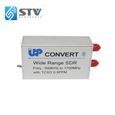 New Wide Range of SDR with Up-convert