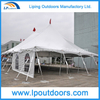 American New Style 40′ Width Wedding High Peak Pole Tent