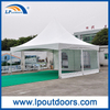6X6m Outdoor Aluminum High Peak Tension Tent for Event