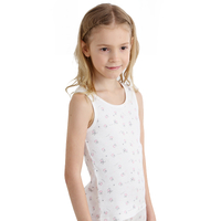 Girls' breathable vest