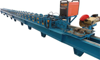 KFC DOOR FRAME ROLL FORMING MACHINE