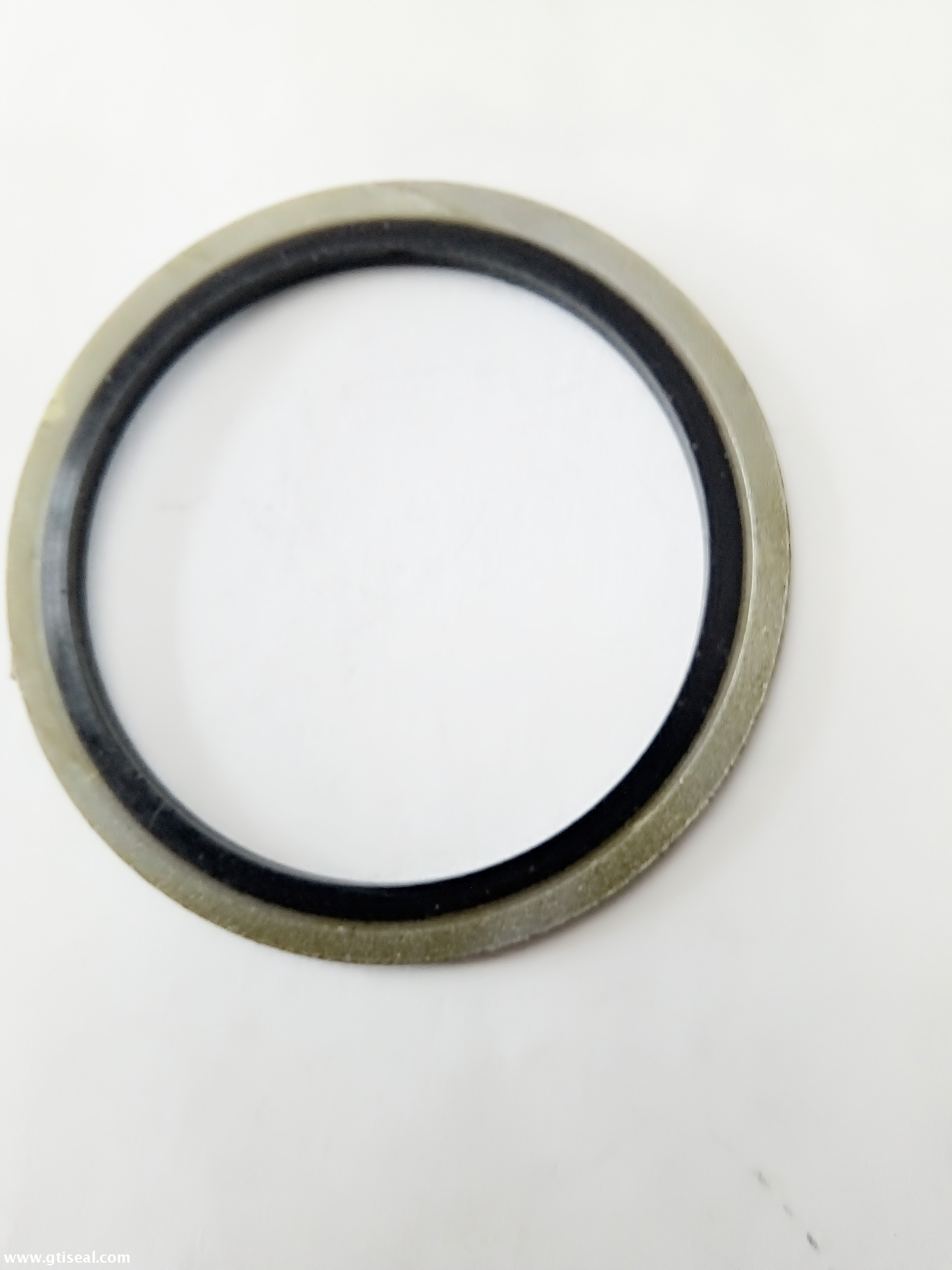 stainless steel rubber NBR bonded seals/bonded seal washer l - Buy ...
