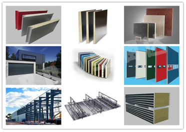 PU sandwich Panel From BRDECO
