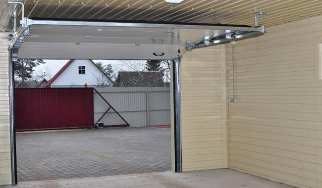high lifting industrial door (1)