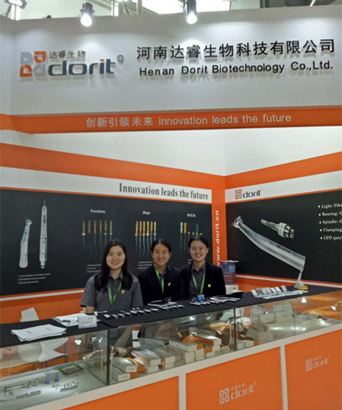 Perfect Ending of Dental South China 2018